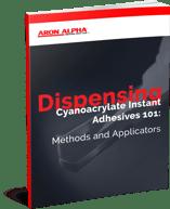 Dispensing Cyanoacrylate Instant Adhesives 101: Methods and Applicators