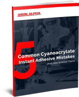 5 Common Cyanoacrylate Instant Adhesive Mistakes (And How to Avoid Them)