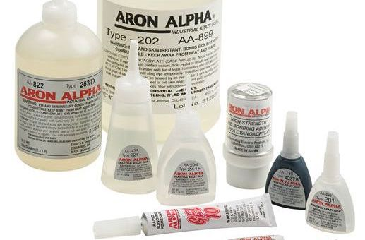 ethyl cyanoacrylate adhesives