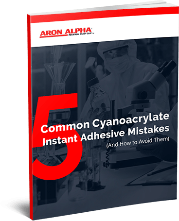 5 Common Cyanoacrylate Instant Adhesive Mistakes